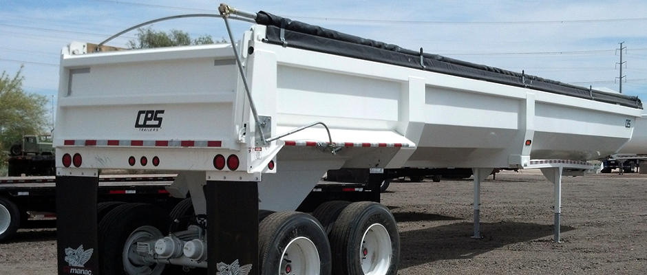 CPS Grain Hopper Trailers
